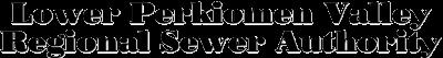 Lower Perkiomen Valley Regional Sewer Authority